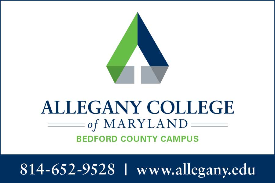 """<center>Allegany College of Maryland   <b><a href=""""https://www.allegany.edu"""" target=""""_blank"""" rel=""""noopener noreferrer"""">CLICK HERE to view the website</a></b></center>"""