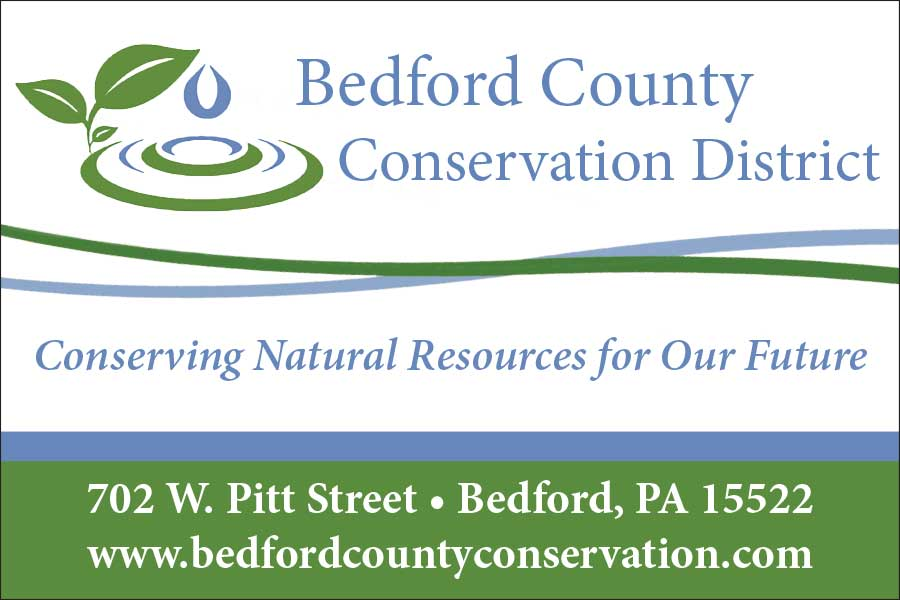 """<center>Bedford County Conservation District   <b><a href=""""https://www.bedfordcountyconservation.com"""" target=""""_blank"""" rel=""""noopener noreferrer"""">CLICK HERE to view the website</a></b></center>"""