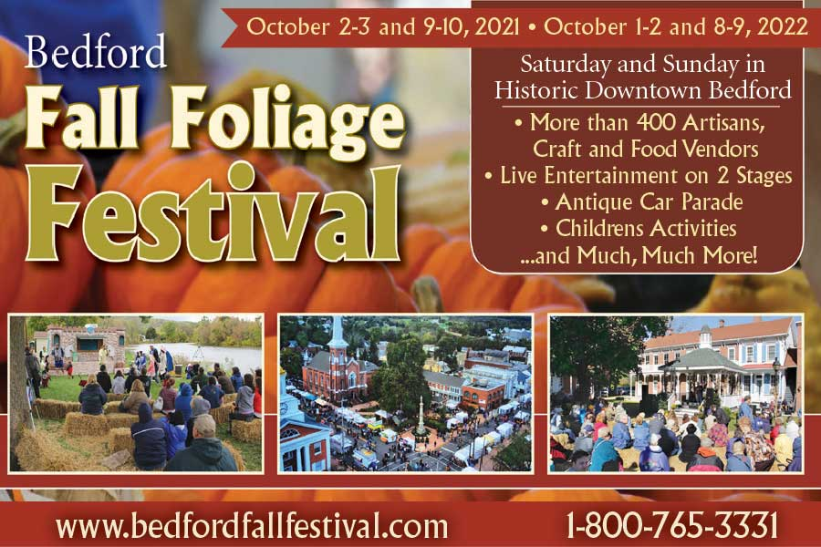 """<center>Bedford Fall Foliage Festival   <b><a href=""""https://bedfordfallfoliagefestival.com"""" target=""""_blank"""" rel=""""noopener noreferrer"""">CLICK HERE to view the website</a></b></center>"""