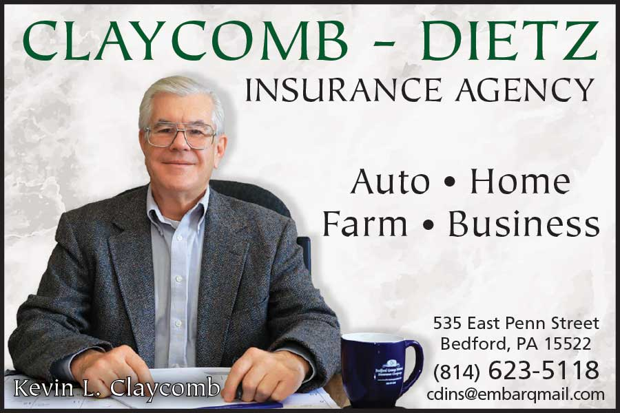"""<center>Claycomb-Dietz Insurance Agency   <b><a href=""""http://bedfordgrangemutual.com/agent/claycomb-deitz-insurance-agency/"""" target=""""_blank"""" rel=""""noopener noreferrer"""">CLICK HERE to view the website</a></b></center>"""