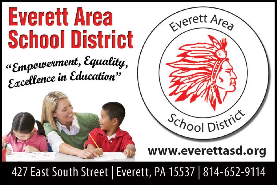 """<center>Everett Area School District   <b><a href=""""https://www.everettasd.org"""" target=""""_blank"""" rel=""""noopener noreferrer"""">CLICK HERE to view the website</a></b></center>"""