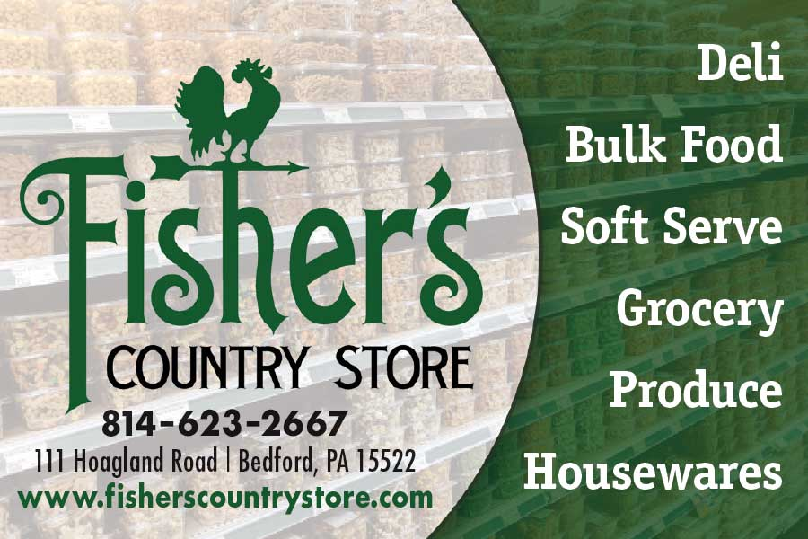 """<center>Fisher's Country Store   <b><a href=""""http://fisherscountrystore.com"""" target=""""_blank"""" rel=""""noopener noreferrer"""">CLICK HERE to view the website</a></b></center>"""