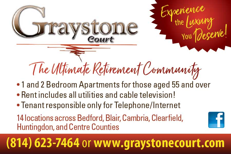 """<center>Graystone Court   <b><a href=""""http://graystonecourt.com"""" target=""""_blank"""" rel=""""noopener noreferrer"""">CLICK HERE to view the website</a></b></center>"""
