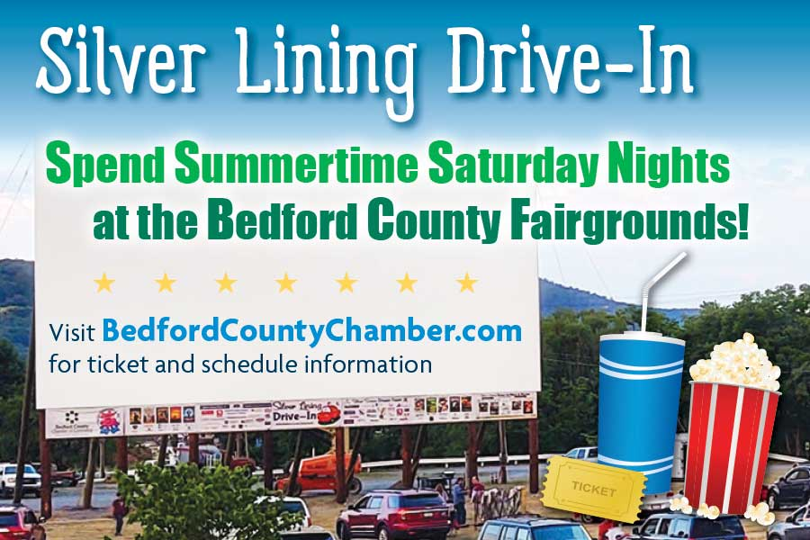 """<center>Silver Lining Drive-In   <b><a href=""""https://www.bedfordcountychamber.com"""" target=""""_blank"""" rel=""""noopener noreferrer"""">CLICK HERE to view the website</a></b></center>"""